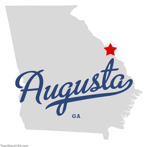 Augusta Map Defoor Realty