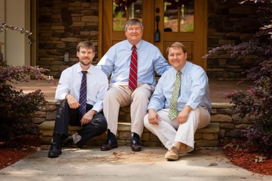 Lloyd, Jeff, and John DeFoor