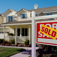 home sales up