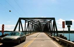 Bridge Work affect Lake Levels?
