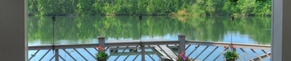 dockside lake view